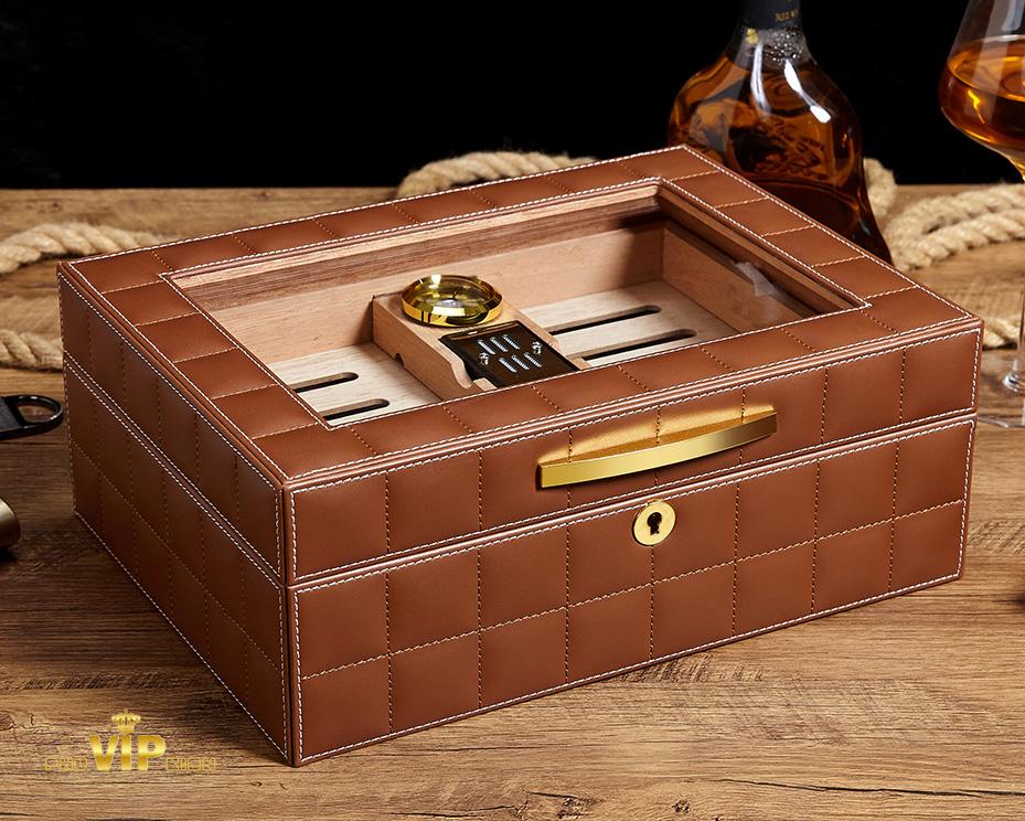 Cách sử dụng hộp bảo quản cigar mới đúng cách