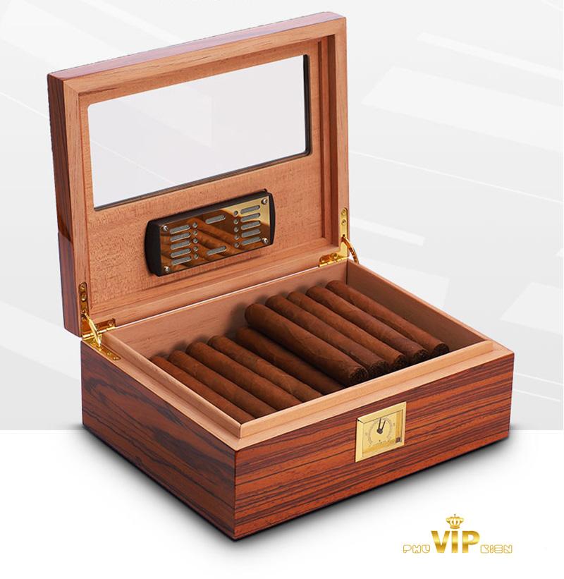 Mẹo bảo quản xì gà đúng cách giữ được hương vị đặc trưng của cigar