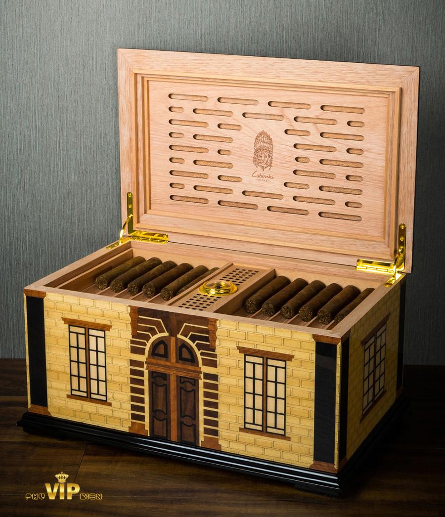 Những vấn đề thường gặp khi dùng phụ kiện hộp bảo quản xì gà